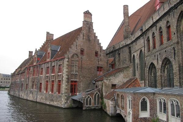 Old St. John's Hospital in Bruges