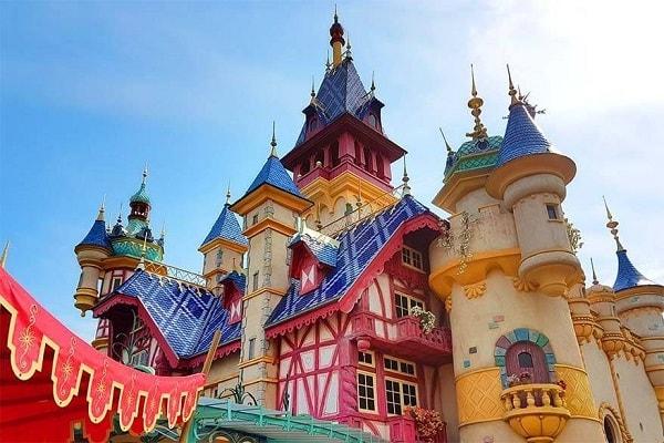 Theme Parks in Belgium